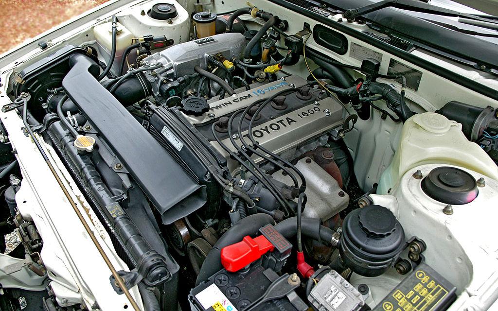 2002 toyota corolla engine specs