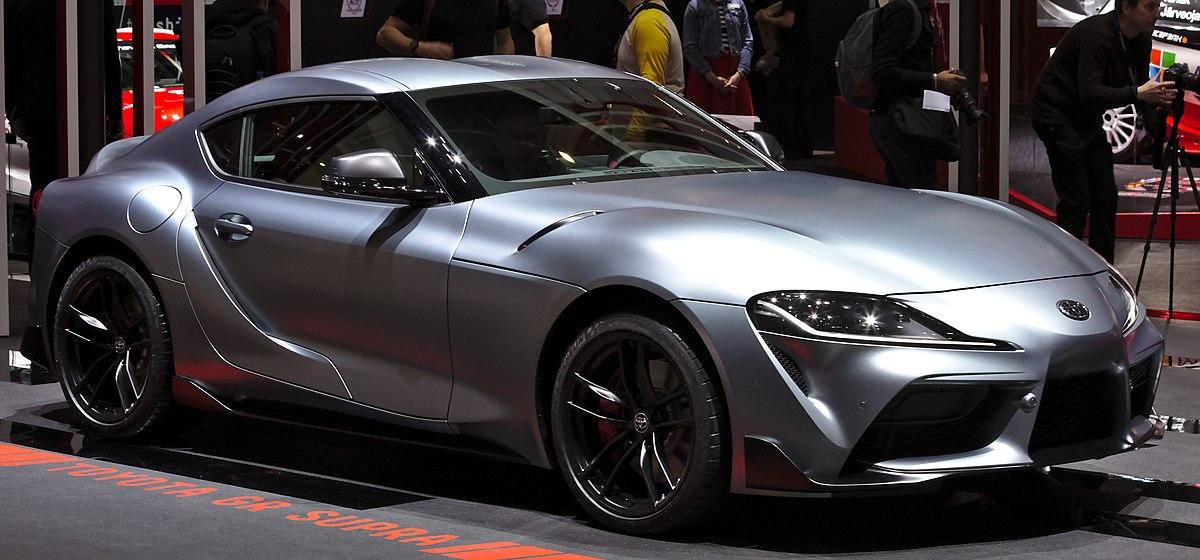 Toyota Supra – Wikipédia
