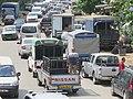 Traffic jam in Azazga (Algeria).jpg