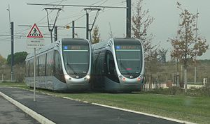 ligne t1 du tramway de toulouse wikip dia. Black Bedroom Furniture Sets. Home Design Ideas