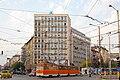 Tram in Sofia near Macedonia place 2012 PD 055.jpg
