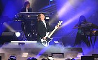 American rock orchestra Trans-Siberian Orchestra.