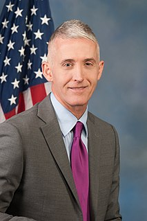 Trey Gowdy American politician