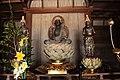 Triad of Konrenji Temple in Nishio city, Aichi pref Japan(3914326287).jpg