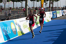 Triathlon Genève 2013 - 21072013 - Men and Women Short distance - Running 1.jpg