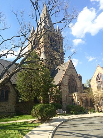 Trinity Church, Princeton - Image: Trinity Church (Princeton)