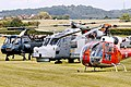 Trio of Helicopters - Fly Navy 2017 (34773883870).jpg