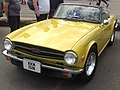 Triumph TR6 (USA version) 1975 (28837240046).jpg