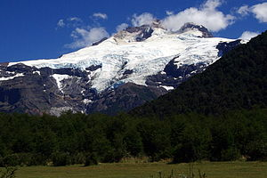 Otto Meiling - Mount Tronador, summited by Meiling 15 times.