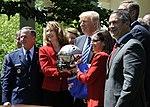 Trump presents CINC Trophy to USAFA 05.jpg