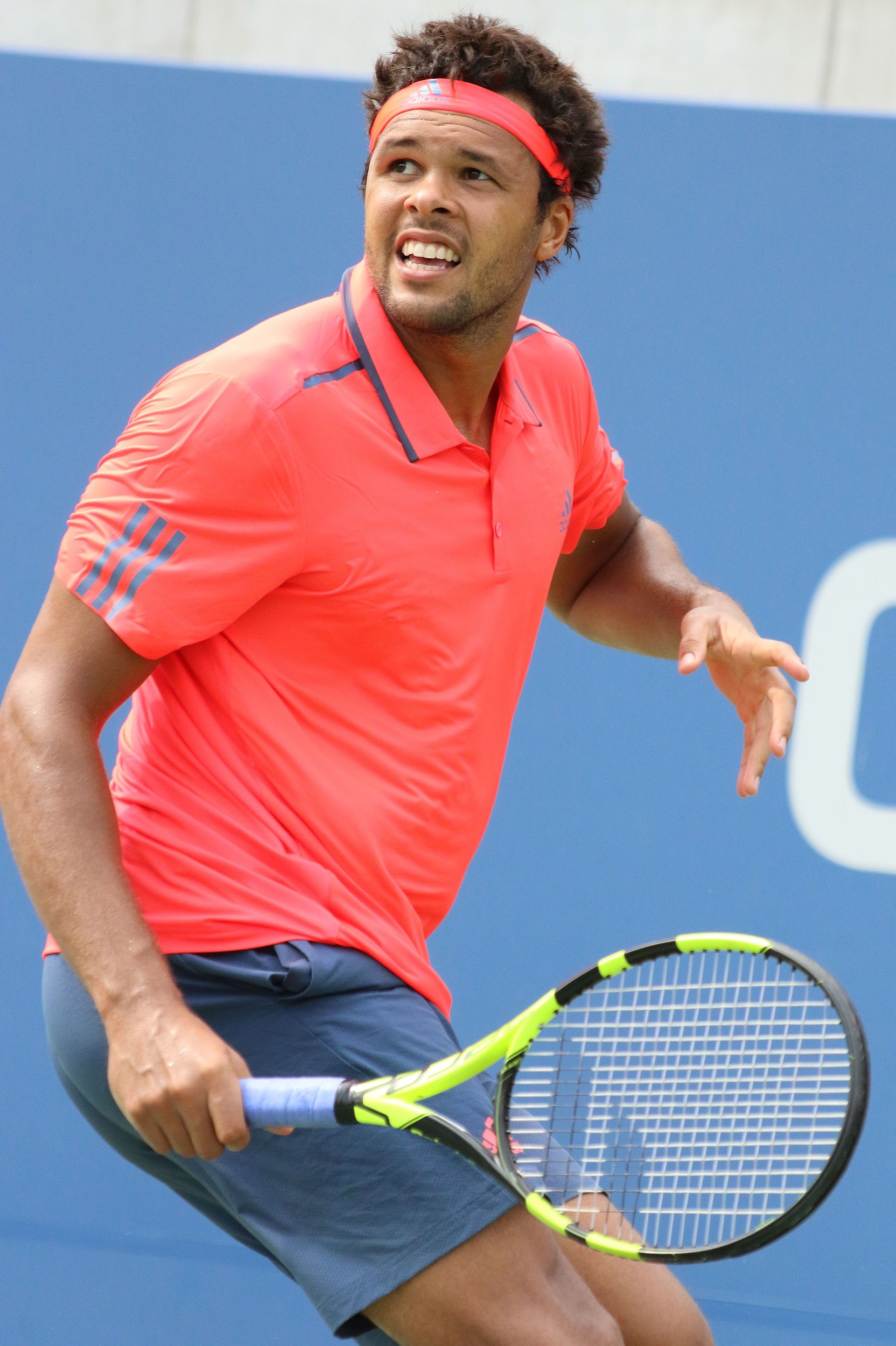 prise de raquette au tennis