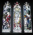 Tu fewn i Eglwys Llan San Sior - inside St George, Abergele, North Wales 15.JPG