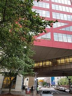 Tufts Medical Center Hospital in Massachusetts, United States