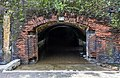 Tunnel entrance, Benteng Pendem, Cilacap 2015-03-21.jpg