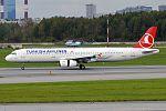 Turkish Airlines, TC-JRU, Airbus A321-231 (16268923680) (2).jpg