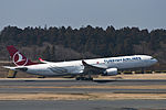 Turkish Airlines A330-300 TC-JOB 2015-03-17 RJAA.jpg