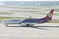 TC-JGY - B738 - Turkish Airlines