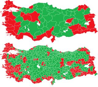 2017 Turkish constitutional referendum