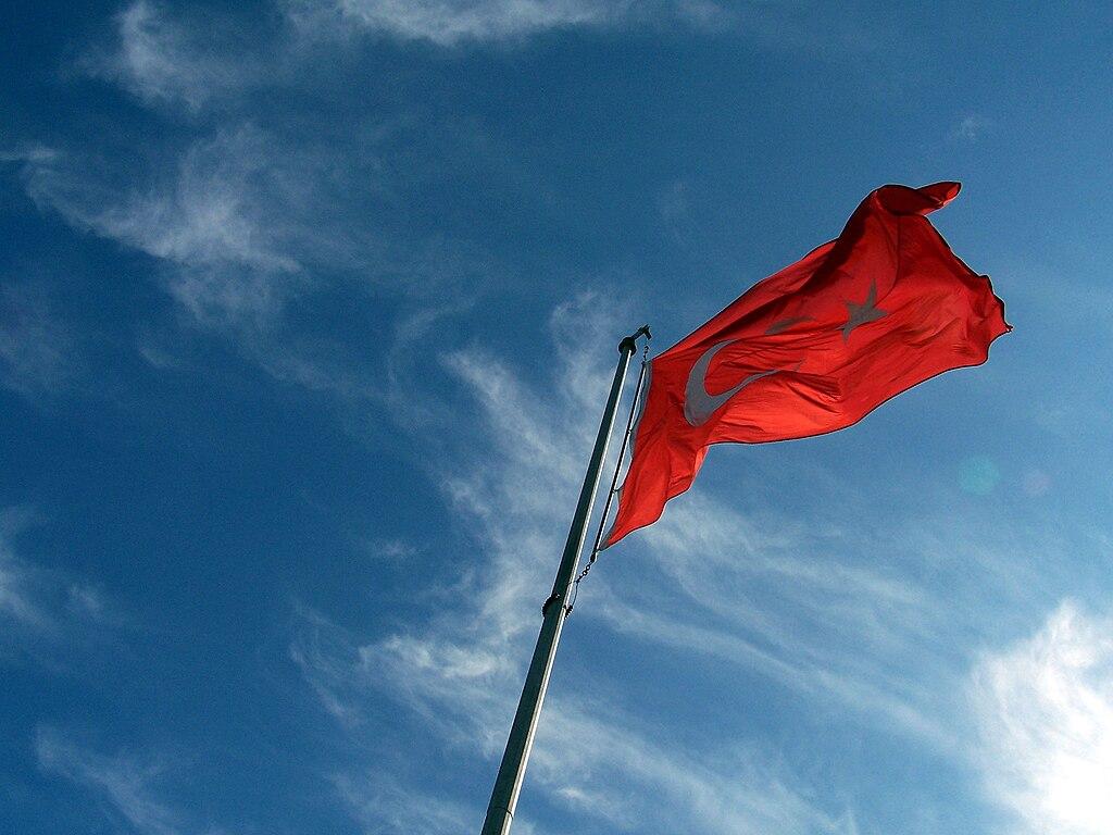 Turkish flag 3705