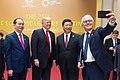 Turnbull selfie with Xi Trump Quang.jpg