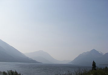 Tutshi Lake from Klondike Highway, British Columbia 4.jpg