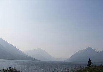Tutshi Lake from Klondike Highway, British Columbia 4.jpg