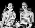"""Two very beautiful """"Piriquita"""" girls (20665681179).jpg"""