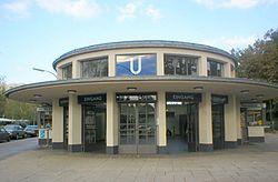 U-Bahn Berlin Krumme Lanke.JPG