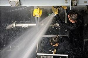 Leak - Water leakage