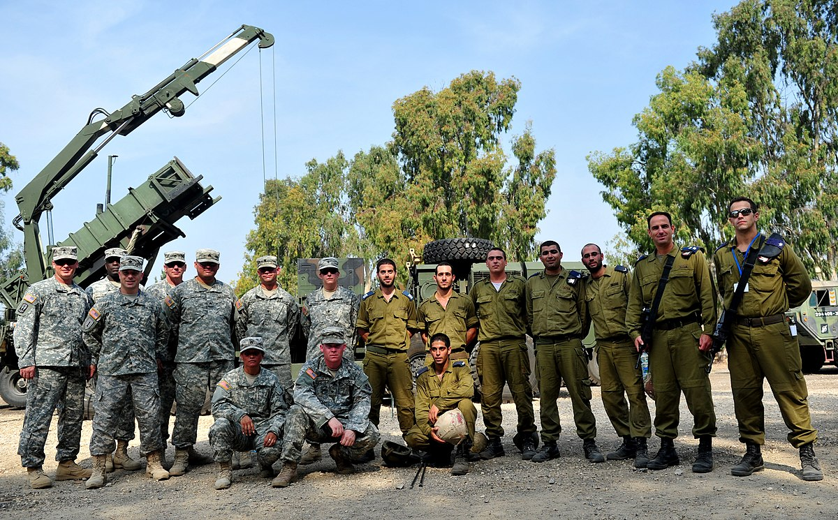2012 US-Israel military exercise - Wikipedia