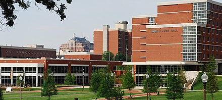University of Alabama at Birmingham UAB Blazer Hall.jpg