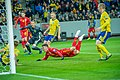 UEFA EURO qualifiers Sweden vs Romaina 20190323 GOOOALL.jpg