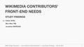 UI Standardization - User Research findings.pdf