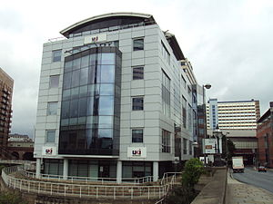 Brand Partners - UKI Partnership offices in Leeds.