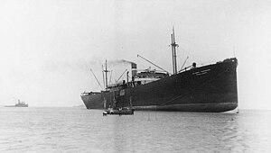 SS Edenton - USAT Irvin L. Hunt