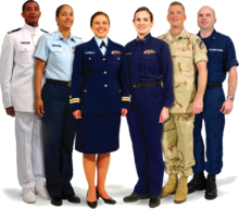 United States Coast Guard Uniforms