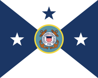 Vivien Crea - Flag of the Vice Commandant of the United States Coast Guard
