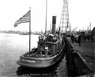 USS <i>Algonquin</i> (tug)