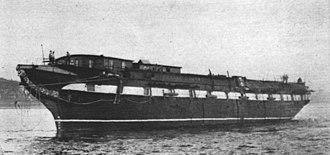 USS Constellation (1854) - Constellation in 1947