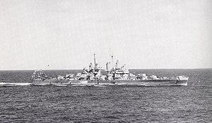 USS Dayton (CL-105) - USS Dayton
