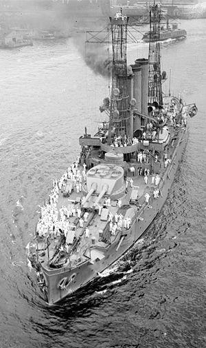 Maine-class battleship - Maine in 1916