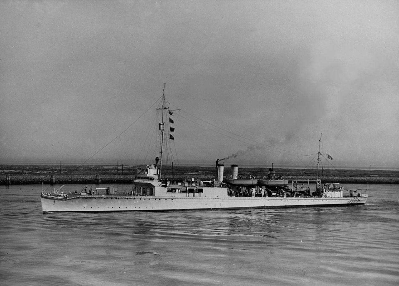 HMS Manley