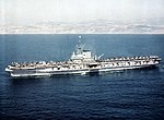 USS Midway (CVA-41) at anchor in 1954.jpg
