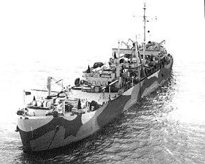 USS Nestor (ARB-6) - Image: USS Nestor