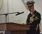 USS Nimitz Holds Change of Command Ceremony 170112-N-MX772-564.jpg