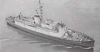 USS <i>Valiant</i> (PYc-51) American patrol boat commissioned from 1941 to 1944.