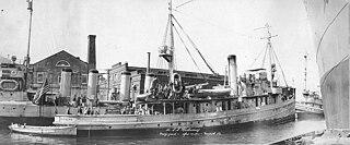 USS <i>Redwing</i> (AM-48)