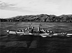 USS Reno (CL-96) underway off California on 25 January 1944 (80-G-215947).jpg