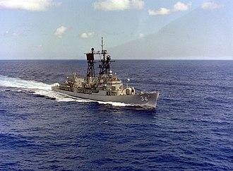 USS Somers (DD-947) - USS Somers (DDG-34)
