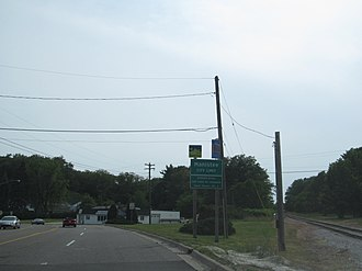 U.S. Route 31 in Michigan - Image: US 31, Manistee, Michigan